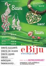 Divatékszer katalógus 2011. Február 1 - Március 31
