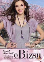 eBizsu divatékszer katalógus 2014 március 16 - május 15 kampány