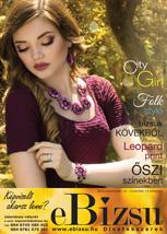 eBizsu divatékszer katalógus 2014 szeptember 16 - november 15 kampány