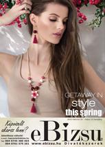 eBizsu divatékszer katalógus 2016 március 16 - 2016 május 15