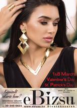 eBizsu divatékszer katalógus 2019 január 16 - 2019 március 15