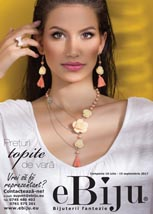 Catalog bijuterii eBiju campania 16 iulie - 15 septembrie 2017