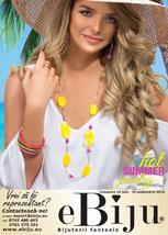 Catalog bijuterii eBiju campania 16 iulie  - 15 septembrie 2018