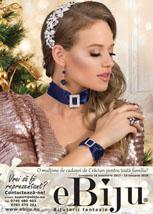Catalog bijuterii eBiju campania 16 noiembrie 2017 - 10 ianuarie 2018