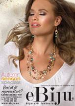 Catalog bijuterii eBiju campania 16 septembrie - 15 noiembrie 2017