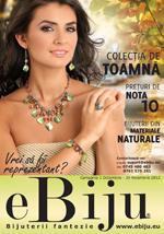 Catalog bijuterii fantezie 1 Octombrie - 30 Noiembrie 2012