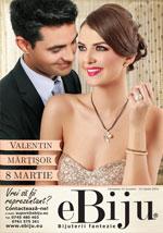 Catalog bijuterii fantezie eBiju 15 ianuarie 2014 - 15 martie 2014