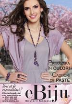 Catalog bijuterii fantezie eBiju 16 martie 2014 - 15 mai 2014