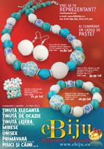 Catalog bijuterii fantezie 1 Aprilie - 31 Mai 2011